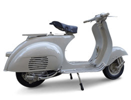 Quality parts for your classic Vespa scooter  - Classic vespa parts