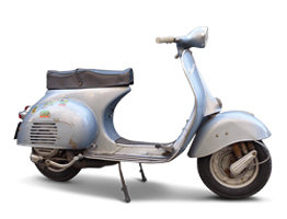 Quality parts for your classic Vespa scooter  - Classic
