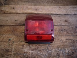 Rear light complete PX-serie
