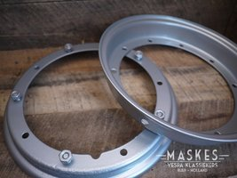 Rim 10inch coated, with trade