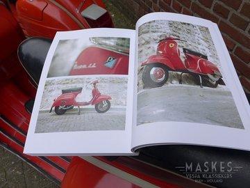 Boek retrospective scooters