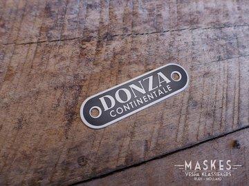 Donza seat logo MISA