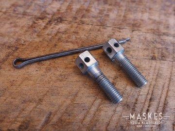 Kickstart bolts V1-15/V30-33/VU/VM/VN/VL/VB1/VGL/GS150