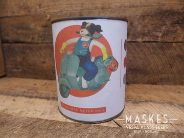 Max Meyer paint, no metallic, price per half a liter