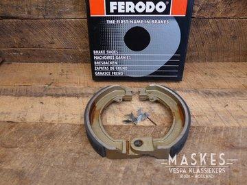 Brake shoes Ferodo front GT/GTR/TS/GLA-B/GL-X/Sprint/GS150-160/SS180/Rally