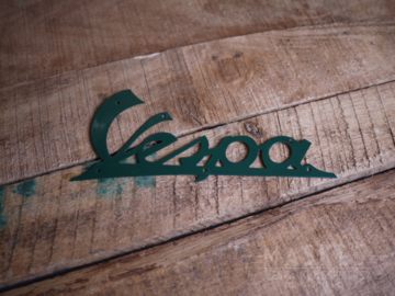 Logo Vespa dark green