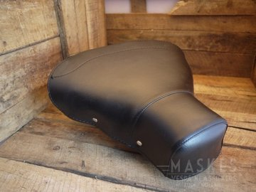 Single saddle front black VNB1-5T/VBA/VBB/GLA-B/GL-X