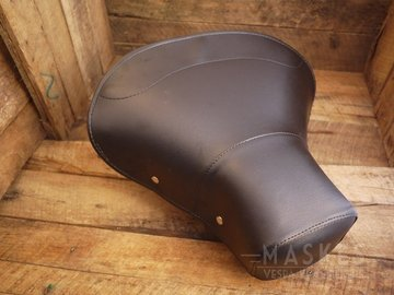 Single saddle rear black VNB1-5T/VBA/VBB/GLA-B/GL-X