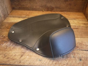 Swing saddle cover, front, green for VU/VN1T