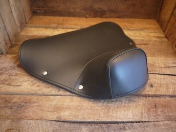 Cover Single Saddle front green VL/VB1/VGL