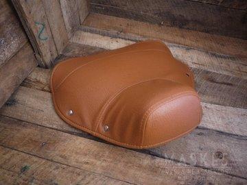 Cover Single Saddle front light brown VNB1-5T/VBA/VBB/GLA-B/GL-X