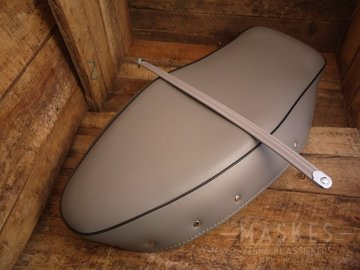 Seat cover grey GS160