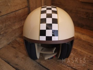 Premier helmet cream blocked