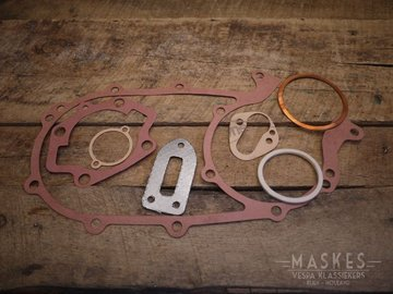 Gasket set engine motor GS150