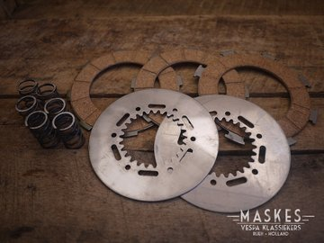Clutch plates set GS150 VS5/GS160