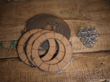 Clutch friction plates  Rally/P200/Px200/T5