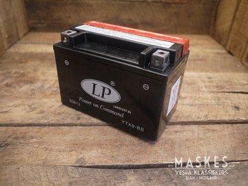 Battery 12v- 9ah PX-serie