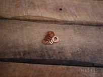 Copper ring for oil drain/filling bolt