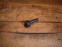 Rubber cap spark plug clamp