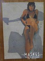 Poster vespa shadow 1 girl