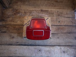 Rear light complete GT/Super/Sprint/SS180/Rally