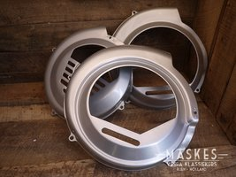 Coating flywheel cover