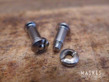 Bolt handlebar lever set  V1-15/V30-33