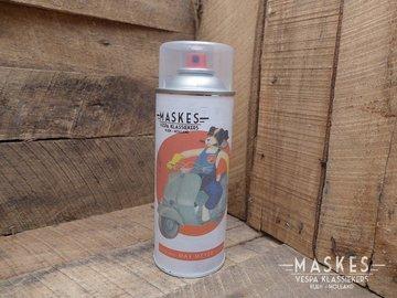 Spray can Max Meyer silver