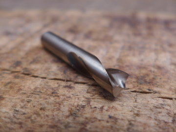 Spot weld drill