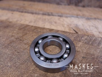 Bearing crankshaft clutch side original Piaggio a.o. VM/VNB/GTR/TS/VL/VBA/GL-X/Sprint/GS150