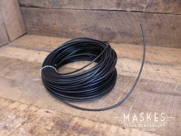 Battery terminal wire black