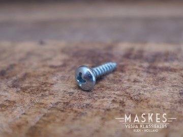 Floor mat screws PXserie