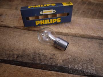 Light bulb headlight 6v/25/25 Largeframe types