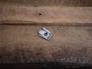 Nut for fitting brake pedal V50-90/SS50/SS90/Primavera/ET3/P- serie