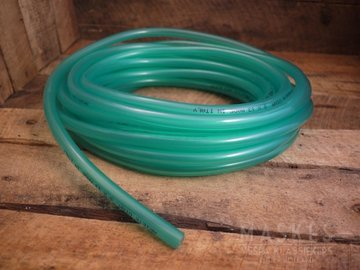 Fuel hose transparent 0,8x013, per meter