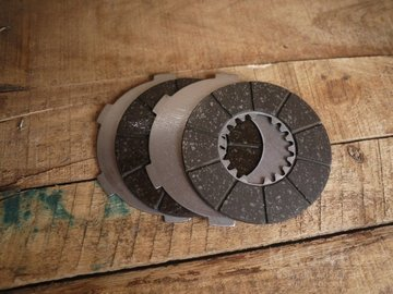Clutch Friction Plates  VM/VU/VN