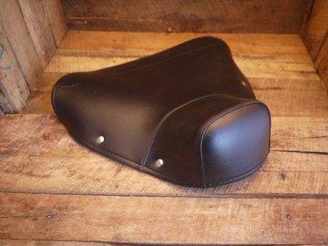 Cover Single Saddle rear black VNB1-5T/VBA/VBB/GLA-B/GLX