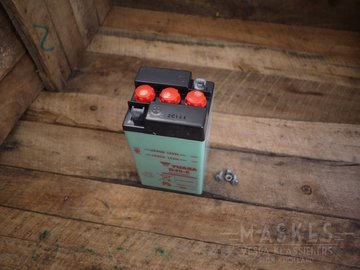 Battery 6v/8ah GS160/SS180