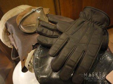 Warm gloves black