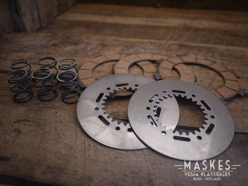 Clutch plates set SS180/Rally180