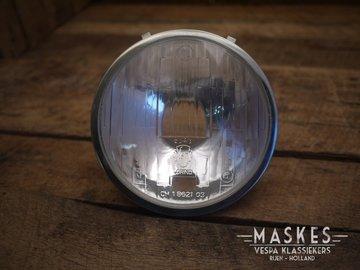 Headlight complete  d=115 PV/ET3/SS50-90/Super