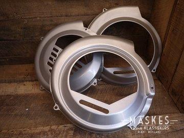 Coating flywheel cover